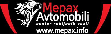 Mepax, odkup in prodaja vozil